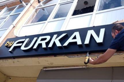 BY FURKAN ALÜMİNYUM TABELA